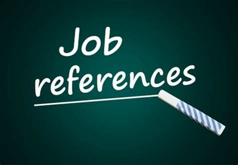 How to write a reference job letter